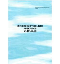 Biocidinių produktų...