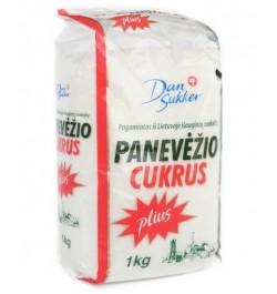Cukrus smulkus 1kg
