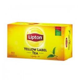 Arbata Lipton Yellow Label...