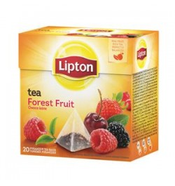 Juoda arbata Lipton Forest...
