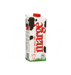 Pienas Margė 3.2% 1l