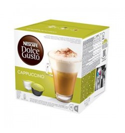 Kavos kapsulės Nescafe...