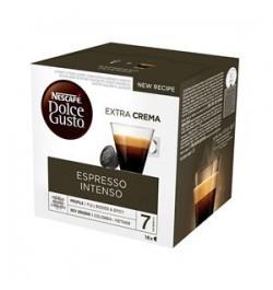 Kavos kapsulės Nescafe DG...