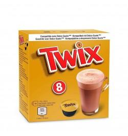 Kakavos kapsulės Twix 8x17g
