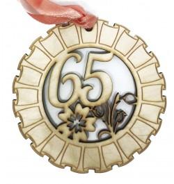 Medalis su Jūsų skaičiumi