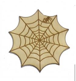 Padėkliukas voratinklis 12cm