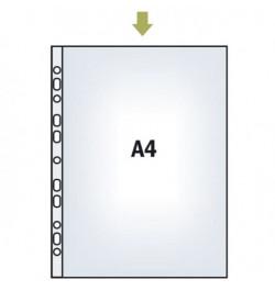 Įmautės Interfolia A4 PP-OE 40mic matinės 100vnt