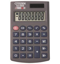 Skaičiuotuvas Citizen SLD 200III