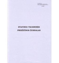Statinio techninės priežiūros žurnalas