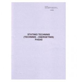 Statinio techninis (techninis energetinis) pasas