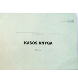 Kasos knyga A4 48lp