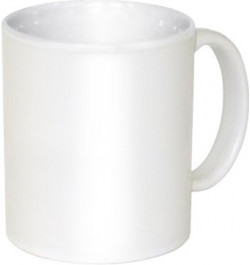 Puodelis baltas 300ml
