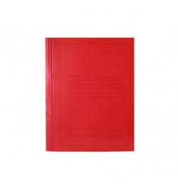 Kartoninis segtuvėlis A4 raudonas