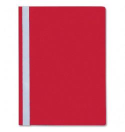 Plastikinis segtuvėlis Interfolia A4 raudonas
