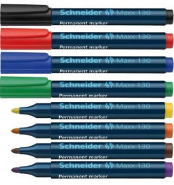 Permanentinis žymeklis Schneider Maxx 130 žalias