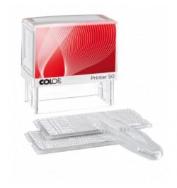 Surenkamas antspaudas Colop Printer 50 2 set