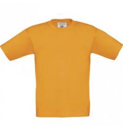 Marškinėliai B&C Exact 150 S auksinė spalva