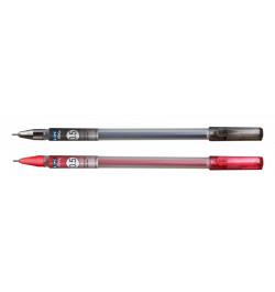Rašiklis Linc Trim Slim 0.5mm raudonas