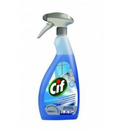 Stiklų ir vandeniui atsparių paviršių valymo priemonė Cif Professional 750ml