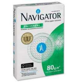 DĖŽĖ Biuro popieriaus Navigator A4 80g/m2 (5vnt)