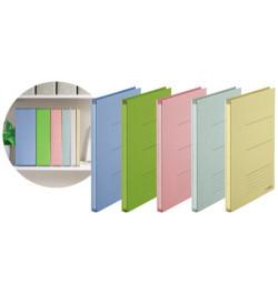 Išplečiamas kartoninis segtuvas Plus 800l. žalias