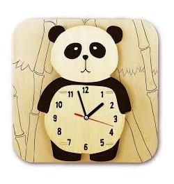 Medinis laikrodis Panda AC201