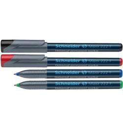 Permanentinis žymeklis Schneider Maxx 222F mėlynas