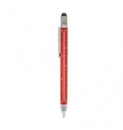 Tušinukas Monteverde One Touch Tool MV35250 Red