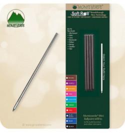 Šerdelė Monteverde Soft Roll D132BK juoda