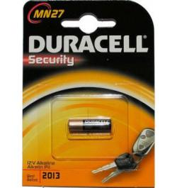 Šarminė baterija Duracell 27A 12V