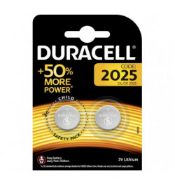 Ličio baterija Duracell CR2025 3V 2vnt