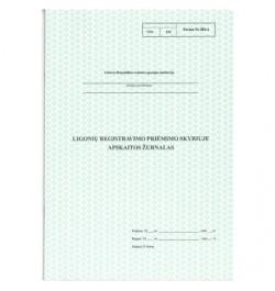 Ligonių registravimo priėmimo skyriaus ap.ž