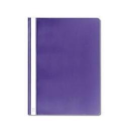 Plastikinis segtuvėlis Interfolia A4 violetinis