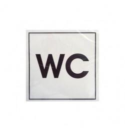 Lipdukas WC 10x10cm