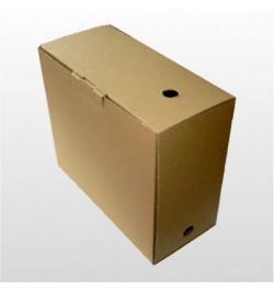 Archyvinė dėžė 350x160x300mm ruda