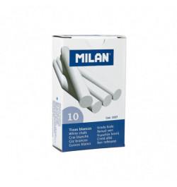 Kreida balta Milan 10vnt