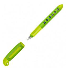 Plunksnakotis Faber-Castell Scribolino kairiarankiams žalias