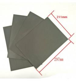 Lazerinė plokštė antspaudams 297x211x2.3mm
