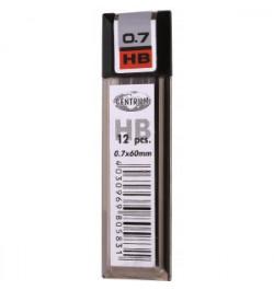 Grafitai Centrum HB 0.7mm 12vnt