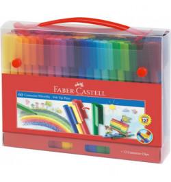 Flomasteriai Faber-Castell Connertor 60sp