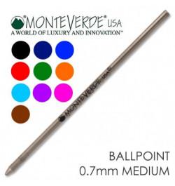 Šerdelė Monteverde Soft Roll D132RD raudona