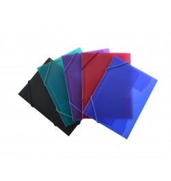 Aplankas Office Box 51015 A5+ su guma įv.spalvų