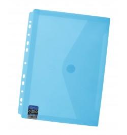 Aplankas Office Box 35726 A4+ su perf.mėlynas