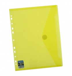 Aplankas Office Box 35353 A4+ su perfor.geltonas