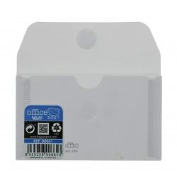 Aplankas Office Box 90661 105x62mm skaidrus