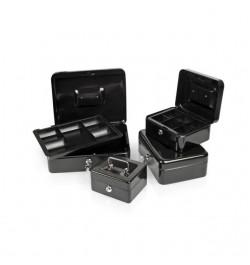 Dėžutė pinigams Forpus 150x75x110mm su raktu