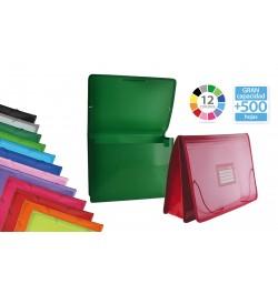 Aplankas Office Box 51311 XXL A4+ su guma