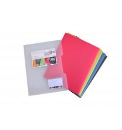 Aplankų rinkinys Office Box 12518 A4 5x20 įmaučių