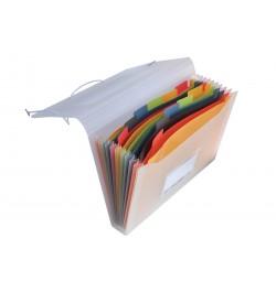 Aplankas Office Box 41118 A4+ 12 skyrių su guma