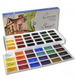 Akvarelė Sonet dailininkui...